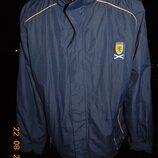 Спортивная оригинал . фирменная курточка ветровка Scotland.зб Шотландии .л-хл .