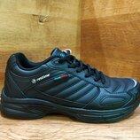 Женские кожаные кроссовки на платформе restime р. 36-41