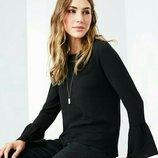 Изящная, классическая блуза от Tchibo Германия , размер евро 44 наш 50/52