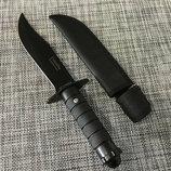 Тактический нож Columbia для охоты и рыбалки с чехлом