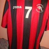 Спортивная футбольная футболка ф.к cromwell youch .Joma.л-хл