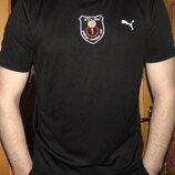 Спортивная футбольная футболка ювилейная Puma. Ganover 96 .м-л.