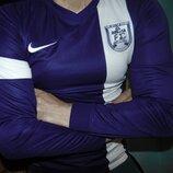 Спортивная фирменная футбольная футболка Nike.с-м