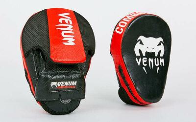 Лапа изогнутая боксерская Vemun Cellular 0439 2 лапы в комплекте, размер 24.5x18.5x4см