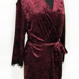 Красивый велюровый халат Serenade из новой коллекции