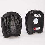 Лапа прямая Fairtex Mini Pad FTX015 размер 18x16x4,5см 2 лапы в комплекте