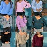 Вязаный свитер, женский свитер,осенний свитер,теплый свитер
