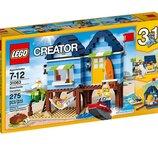LEGO Creator Отпуск у моря 31063 лего креатор 3 в 1