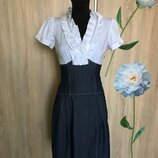Брендове плаття жіноче сукня D.F.L. Defile Lux Collection M L Туреччина платье женское