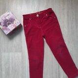 Стильные вельветовые брюки TU. Рост 110см