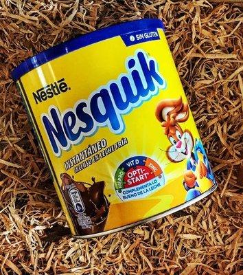Какао Nesquik Nestle 800g Без глютена