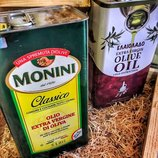 Оливковое масло 5л