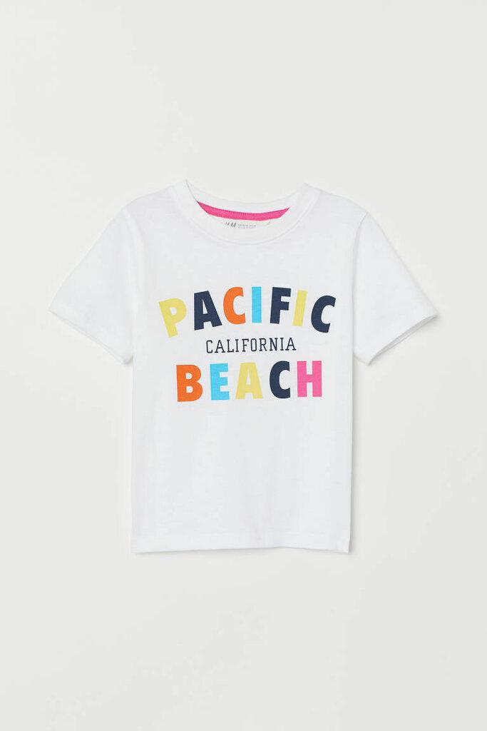 Детская футболка с принтом H&M: 120 грн - футболки, майки h&m в Днепропетровске (Днепре), объявление №22668882 Клубок (ранее Клумба)