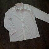 Школьная рубашка на мальчика от f&f, рост 164 см