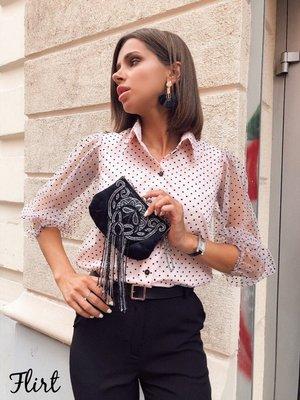 Стильная блуза, 4 цвета