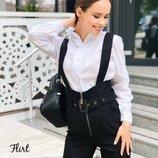 Белая рубашка,размер 42-44