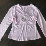Нарядная блуза 4-5 лет