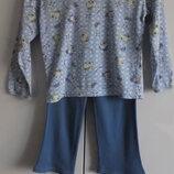 х/б пижама Бома на 5 лет на рост 110 см
