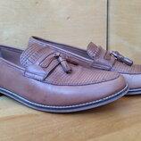 Туфли пени лоферы Next р-р. 43-й 28 см