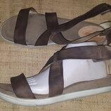 41р-27.2 кожа на широкую сандали Ессо