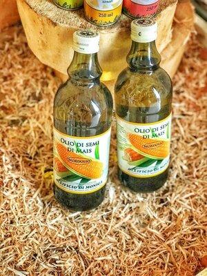 Кукурузное масло 1л Испания