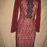 Красивое кружевное платье Дороти Перкинс р-р6
