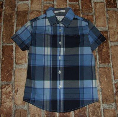 рубашка мальчику хб лето 5 лет Jasper Conran сток большой выбор одежды 1-16 лет