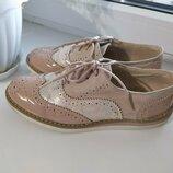 Туфли лоферы 37р