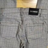 штани джинси на худого хлопця 178-182см
