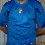 Спортивная футбольная фирменная футболка зб Италии Cannavaro..л-хл .