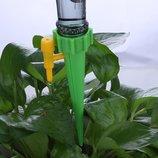 Лейка - конус для капельного полива растений с краником