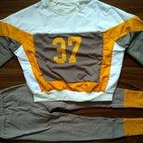 Трикотажный спортивный костюм для подростков и малышей Р-Ры с110 по 160