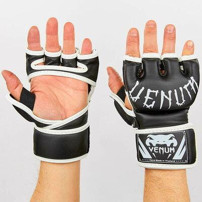 Перчатки для смешанных единоборств MMA Venum 8354 размер M-XL