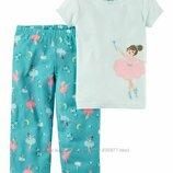 Пижамы Картерс Carters. Новая коллекция. Разные. В наличии. 3-5 лет