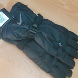 Фирменные зимние перчатки Nike р. Xl