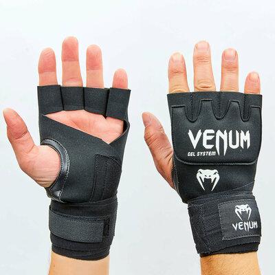Перчатки с бинтом внутренние гелевые из неопрена Kontack Gel Clove Wraps 0181 длина 2,2м