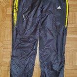 Фирменные легкие воздушные штаны Adidas Formotion оригинал L 12/40