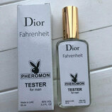 Christian Dior Fahrenheit edp 65ml pheromone tester