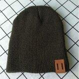 Детская шапка на осень зиму р.48-54