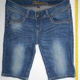 Женские джинсовые бриджи Fishbone Denim