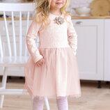 Платье детское нарядное 98-140см.