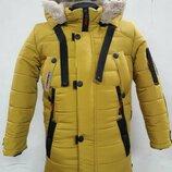 Зимняя куртка для мальчика М-16