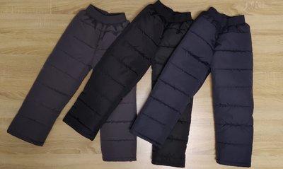 Зимние брюки для мальчика и девочки