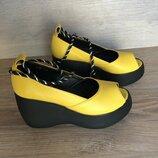 Кожаные туфли Распродажа