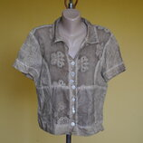 Блузка на 50-52 розмір льон котон Elly