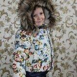 Новые Комбинезоны детские на овчине. Куртка и полукомбинезон 86-128 р-р