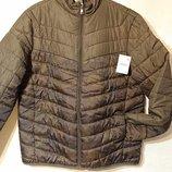 Мужская демисезонная куртка C&A L-XL наш 52-54р утепленная деми
