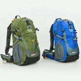 Рюкзак спортивный туристический Deuter 8810-2 размер 49х29х24см объем 45л