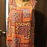 блузка с интересной спинкой Wallis в идеальном состоянии 3XL