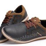 Мужские кожаные туфли Tommy Hilfiger Sheriff